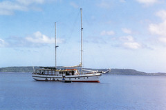 Coongoola (Phil Weekly) Tags: vanuatu sailingboat coongoola