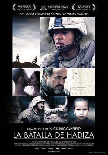 Póster y trailer de 'La batalla de Hadiza'