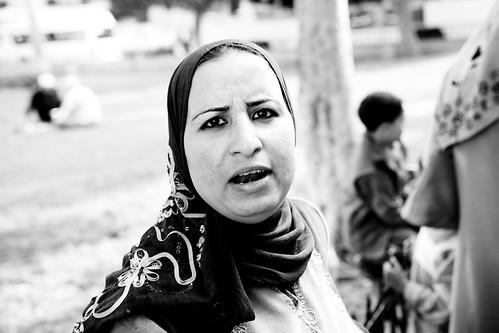 Kafr Elw residents vent their anger on the government أهالي كفر علو ينددون بممارسات الحكومة ضد عائلاتهم