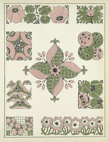 Art Deco Vignettes - Henri Gillet 1922 b