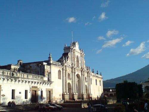 San Jose Catedral Antigua Guatemala Catedral de San Jose Antigua