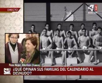 El Reve Altorricón en 'Sin ir más lejos' (Aragón Televisión)