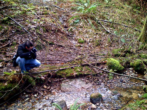 john, photographing