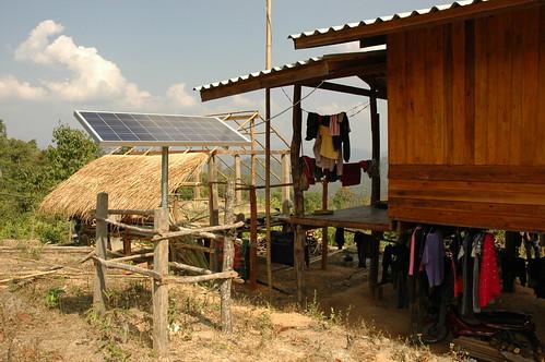 Village Solar Panel