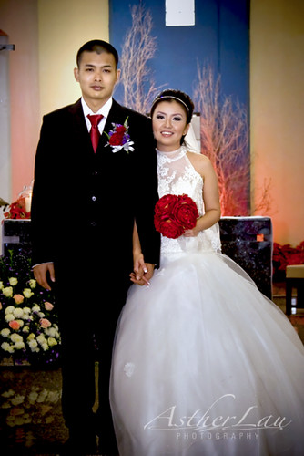 Mr & Mrs Chua!