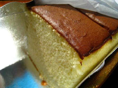 台中-坂神本舖長崎蛋糕