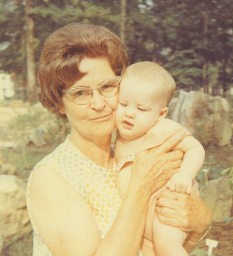 My Mother and Her Grandson