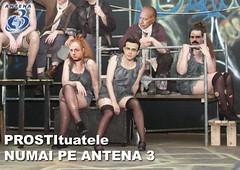 Dansez pentru tine. Varianta Antena 1 cu Dan Voiculescu, Mircea Badea, Victor Ciutacu, Ion Crisoiu şi Valentin Stan