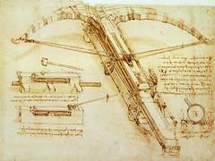 Fol 149rb - Ballesta gigante-  Biblioteca Ambrosiana
