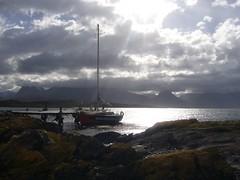 Ushuaia - Beagle - voilier