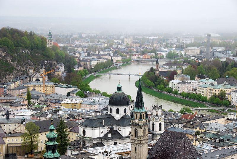 австрия зальцбург фото