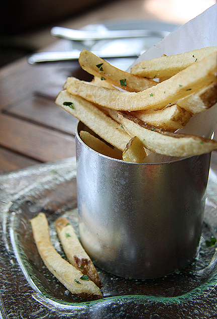 Fraiche Culver City Fries