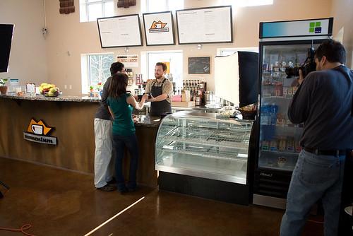 Cafe Scene 1