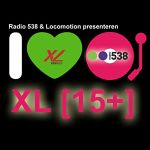 Radio 538 in Locomotion met Koninginnenacht 2008