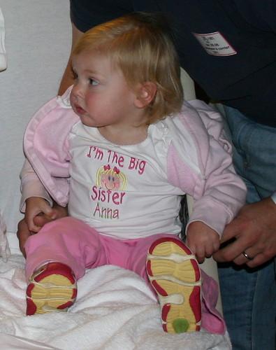 Anna's Big Sister Tshirt