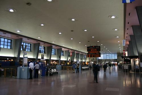 Montréal Train Station
