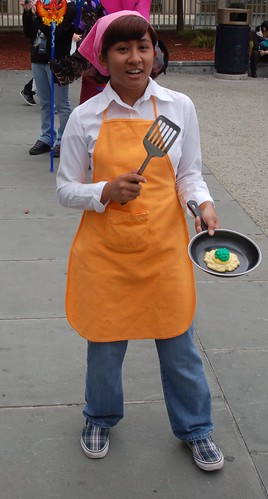 Outside Fanimecon 2008: Cooking Mama