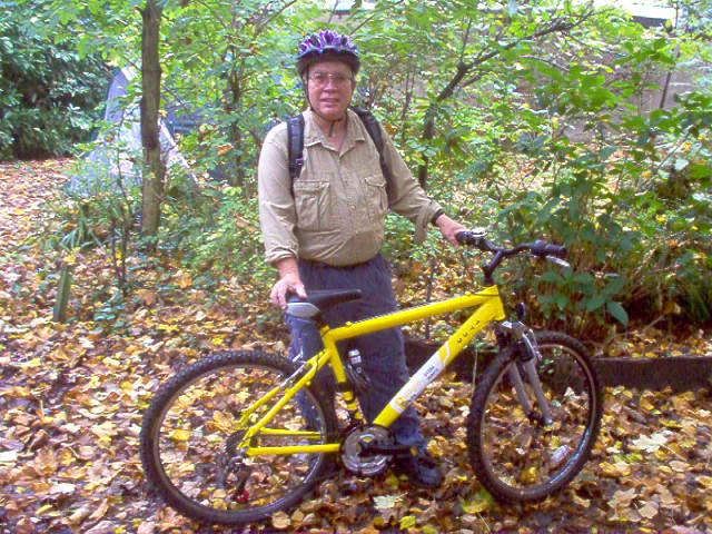Europe 2005 Tourist Bikes London