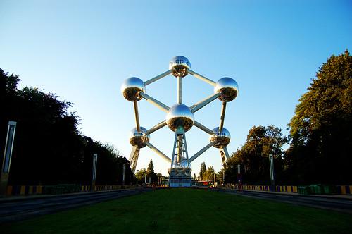 Bruselas, la capital de Belgica