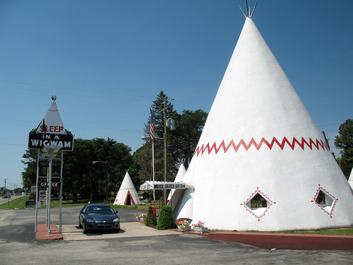 Sleep in a Wigwam (1)