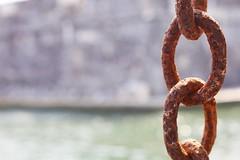 Rusty (Rod Anzaldua) Tags: chain cadena oxido oxidada rust rusty veracruz puerto mexico ulua sanjuandeuluasan juan de