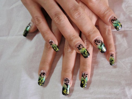 nails art design. Nail Art Design by
