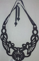 Tribal (VicheMaria) Tags: necklace inverno colar colares colarartesanal