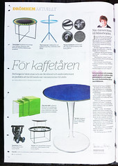 Huring table in DN Bostad