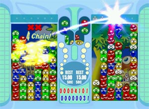 Puyo Pop Fever Gamecube Screenshot
