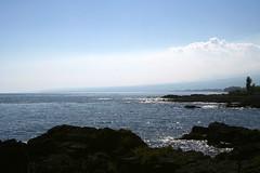 Coast at Giardini Naxos - IMG_1231 (Andreas Helke) Tags: italien sea sky italy seascape nature water rock canon landscape lava coast wasser europa europe mediterranean natur sicily dslr landschaft canoneos350d twa mediterraneansea basalt 1007 candreashelke donothide giadininaxos