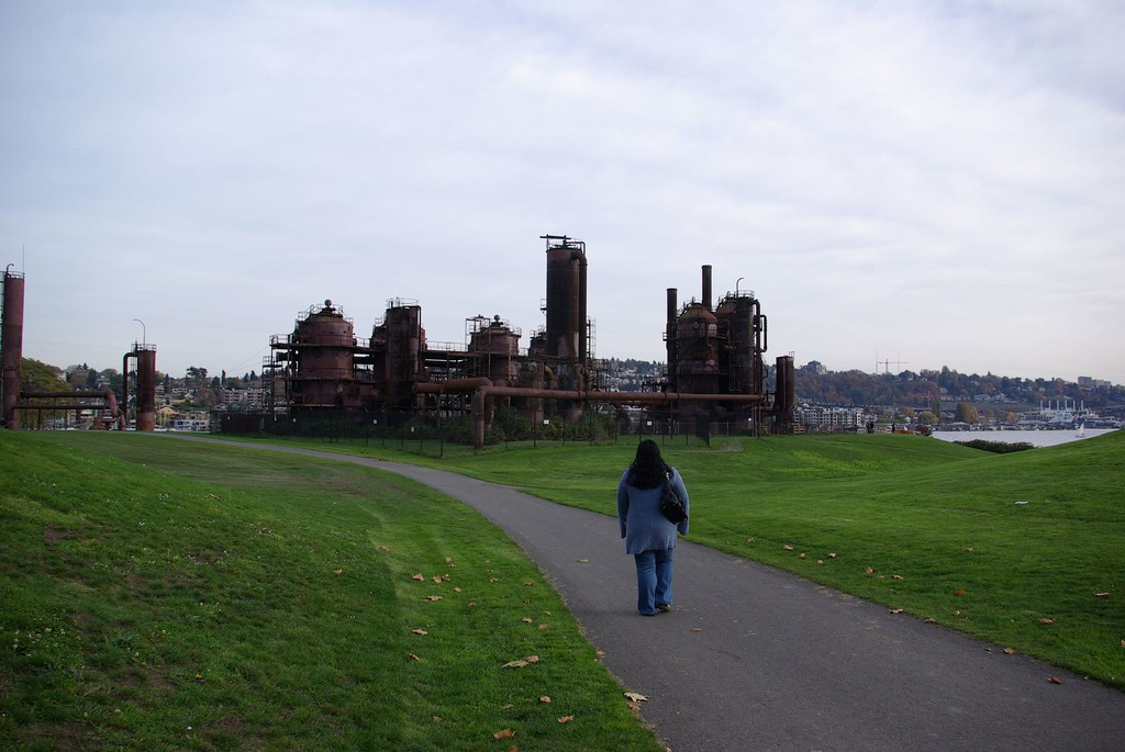 2007-10-27 Gasworks Park Seattle (1)