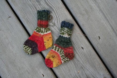 Baby Socks Made Easy PDF