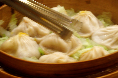 crab and pork dumplings (or a jewish person's nightmare?)