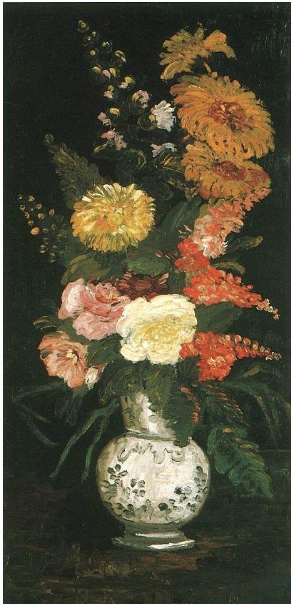 van Gogh, Vase