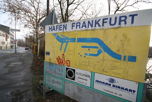 Hafen Frankfurt