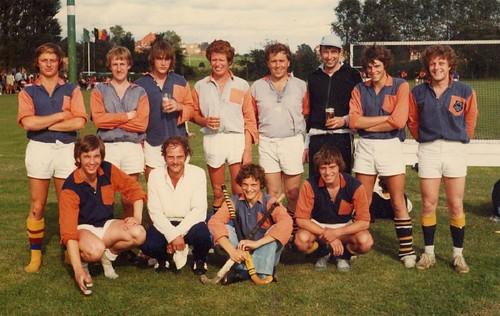Old Cranleighan Hockey Club - Pagans 1978