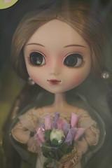 Blanche Pullip Arrives (HotFlashFusion) Tags: doll pullip blanche