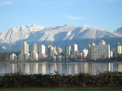 Vancouver Snow in the Mountains