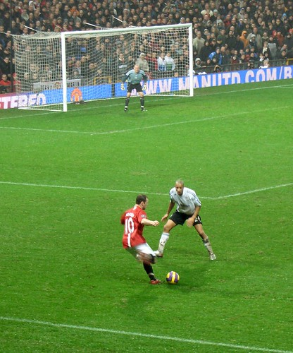 Man U v Derby County 8th Dec 07