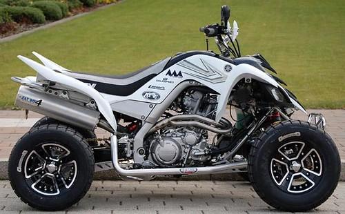 Yamaha Raptor 350, el post que se merece