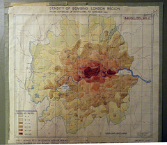 Density of bombing London region from outbreak of hostilities to October 1941 (Yersinia) Tags: london public map greenwich wwii nowhere arr ww2 safe bomb bombing nationalarchives secondworldwar worldwartwo faved copyrightexpired londonatwar bombdamage londonset photographical yersinia crowncopyright londonpool casioexz110 guessnot londonmaps londonatwarset mapsset londonmapspool londonatwarpool ww2mapslondonset kiloview londonboroughcollection thenationalarchivesvisitorsgroup