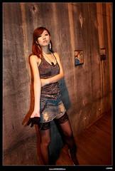 suki_3589 (c0466art) Tags: city portrait black color sexy girl night canon dark taiwan away taipei far lonelly