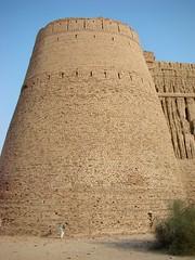 Derawar Fort (Haseeb ANSAR) Tags: pakistan fort cholistan bahawalpur derawarfort derawar haseebansar