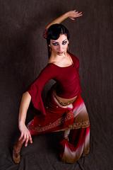 Dancing (Jordi Armengol Photography) Tags: portrait spain retrato catalunya concha rociochacon carlzeiss1680mm 2007imac retratojam