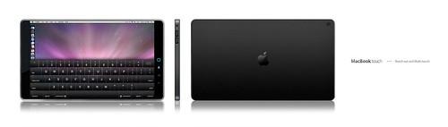 Mac Book Touch