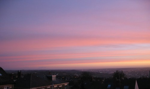 Morning Sky I