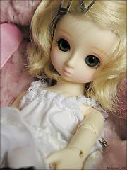 My baby has arrived !! (MiriamBJDolls) Tags: doll bjd superdollfie volks limitededition carlota yosd musedoll hinaichigo dollsparty18
