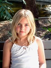 Well? She asks (Diana Bella) Tags: tree girl beautiful kids pretty ...