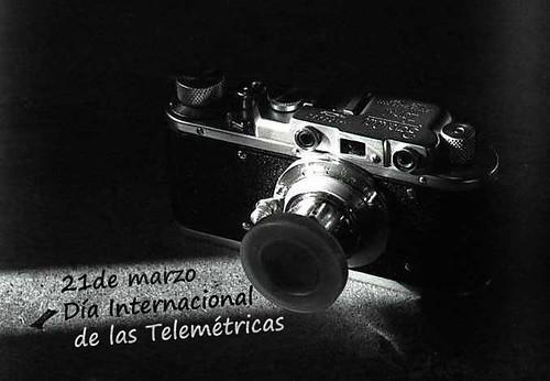 21 marzo - Día Internacional de las Telemétricas
