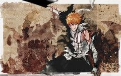 [Ningen]wallpapers-BLEACH-4-1680x1050 (krustal_chan) Tags: anime japan cool blood manga bleach ichigo kurosaki shinigami zanpaktou